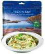 TREK`N EAT Vegetable Purée with Chili and Hemp Seeds