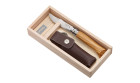 Opinel N°08 Gift Box Stainless Steel Olive