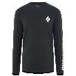 Black Diamond LS Logo Sleeve Tee