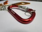 RedFox RF Võtmehoidja karabiin mini screw
